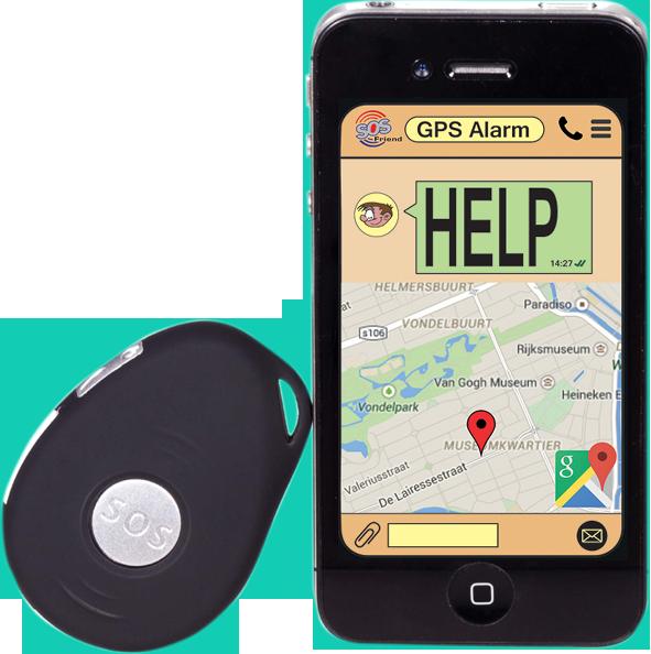 SOSFriend GPS Tracker
