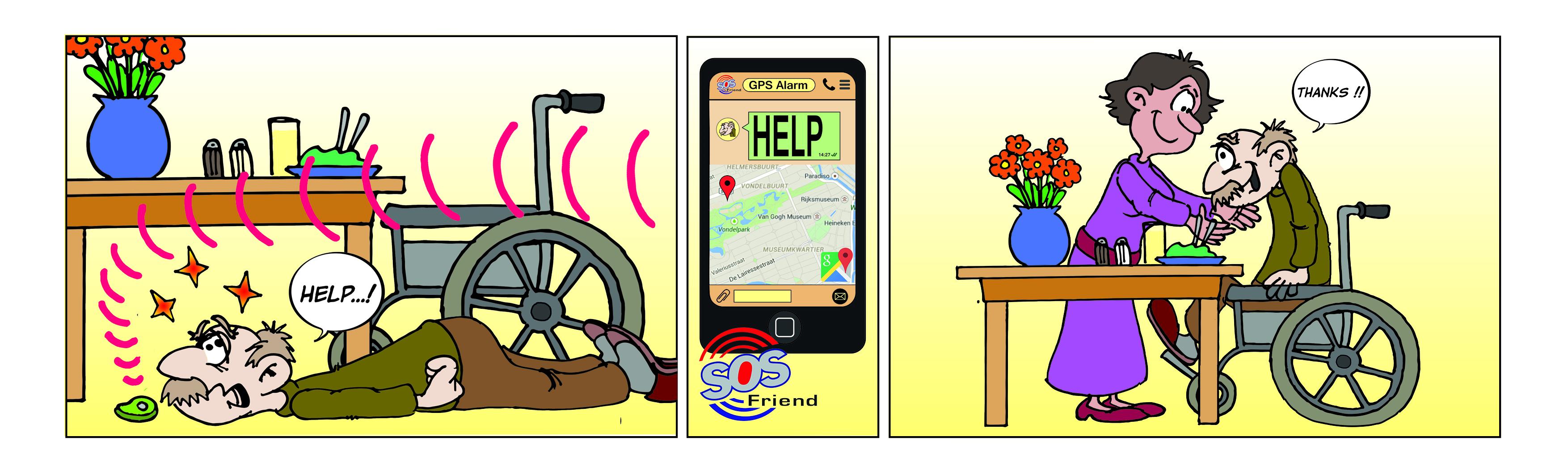 Senioren Alarm